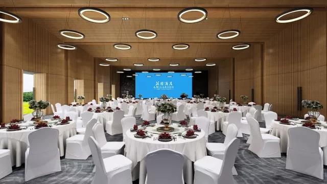 粤港澳大湾区新地标 | 南沙花园酒店试业